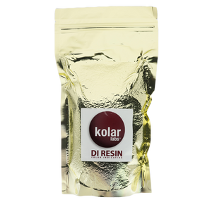 Kolar Labs DI Resin Indicating and Non-indicating