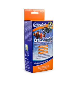 ParaShield® - Corals Fish and Beyond