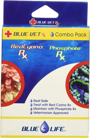 Blue Vet Rx - Corals Fish and Beyond