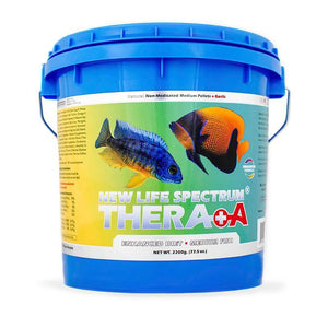 Thera A Medium Naturox Formula 2mm - Corals Fish and Beyond