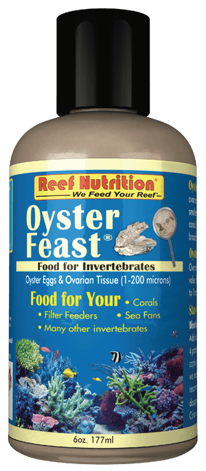 Oyster-Feast® - Corals Fish and Beyond