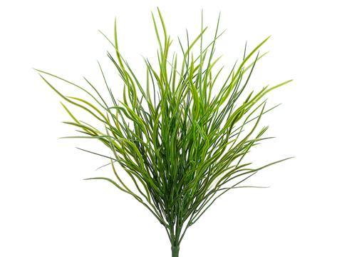 "Tideline 18"" Wild Willow Grass Bush Green/Dark"