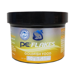 PE Goldfish Flakes - Corals Fish and Beyond