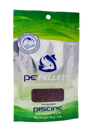 PE® Fresh Water Pellets Slow Sinking - Corals Fish and Beyond