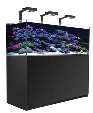 Red Sea Reefer Deluxe XL 525 with AI Hydra LED Black - Corals Fish and Beyond