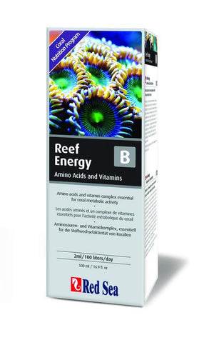 Red Sea Reef Energy B - Corals Fish and Beyond