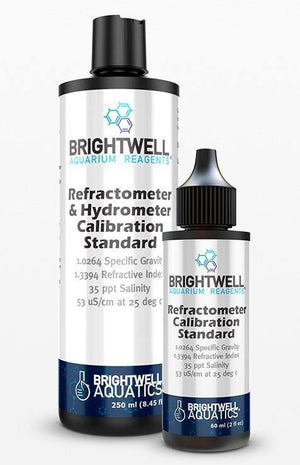 Brightwell Refractometer Calibration