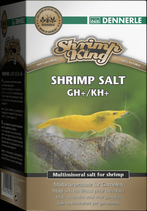 Shrimp King GH+/KH+ Salt - Corals Fish and Beyond