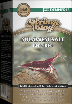 Shrimp King Sulawesi Salt 200g - Corals Fish and Beyond