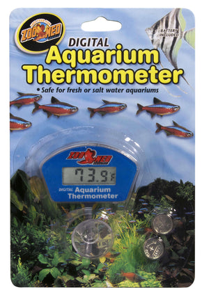 Digital Aquarium Thermometer - Corals Fish and Beyond