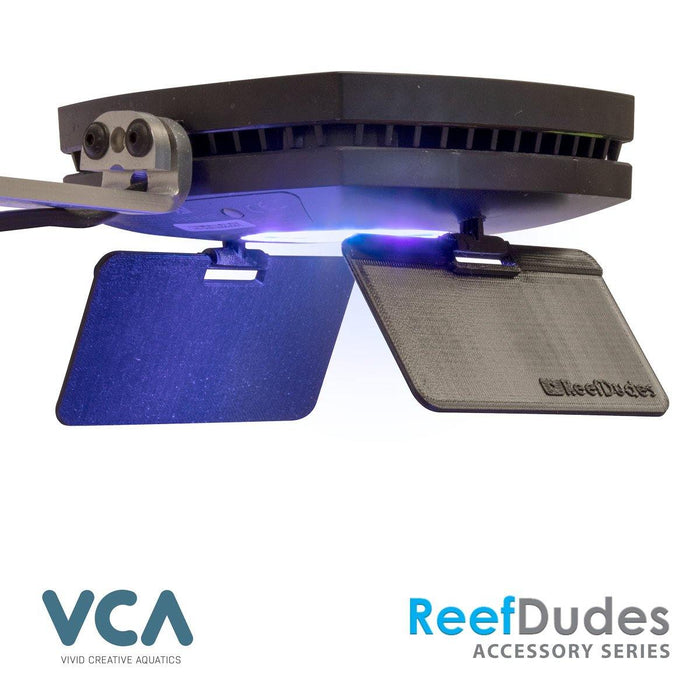 VCA Light Shaping Visors for AI Prime LED Fixture