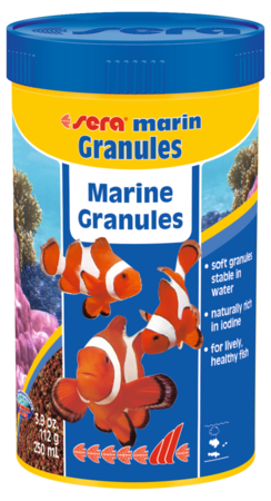 Marin Granules - Corals Fish and Beyond