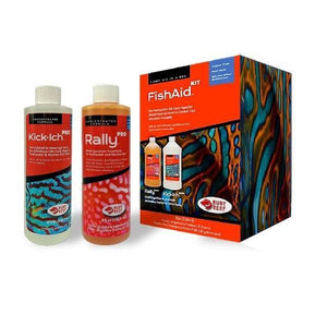 Reef Fish Aid Pro Combo Pack - Corals Fish and Beyond