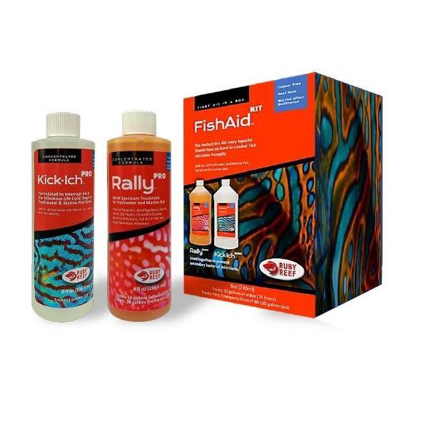 Reef Fish Aid Pro Combo Pack