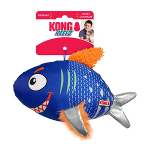 KONG REEFZ DOG TOY ASSORTED