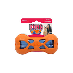 KONG WRAPZ BONE DOG TOY
