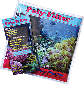 Poly-Filter Pad - Corals Fish and Beyond