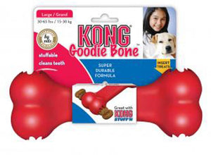 KONG GOODIE BONE DOG TOY