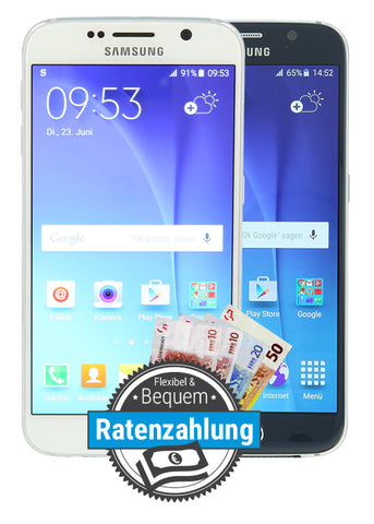 iPhone 6s Ratenkauf