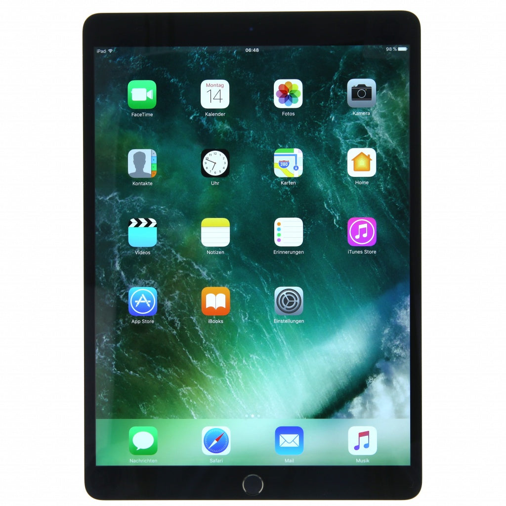 apple ipad pro 10 5 39 39 a1701 256 gb spacegrau gebraucht. Black Bedroom Furniture Sets. Home Design Ideas