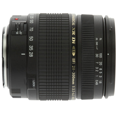 Tamron AF 28-300mm 1:3.5-6.3 XR Di LD Asp IF Makro für Canon