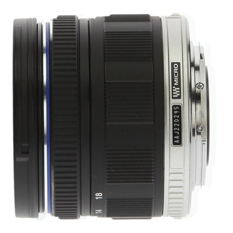 Olympus Zuiko Digital 9-18mm 1:4-5.6 ED Micro Four Thirds schwarz - asgoodasnew.com - wie neu