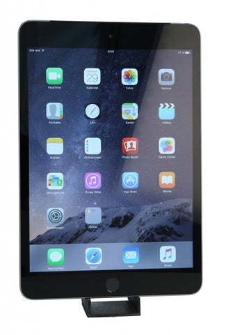 Apple iPad mini 3 4g 64GB spacegrau - asgoodasnew.com - wie neu