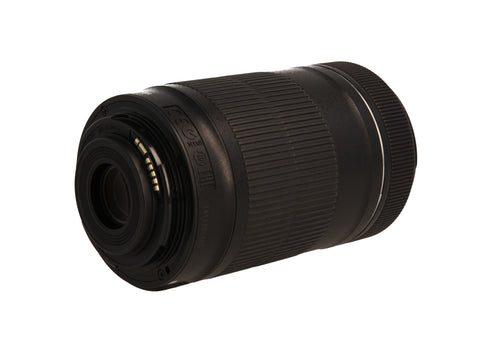 Canon 55-200mm 1:4.5-6.3 IS STM schwarz