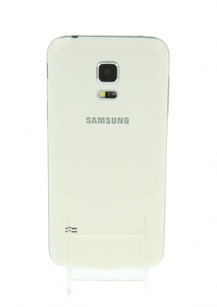 samsung galaxy s5 mini sm g800f 16 gb shimmery white. Black Bedroom Furniture Sets. Home Design Ideas