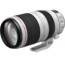 Canon 100-400mm 1:4.5-5.6 EF L IS II USM weiß