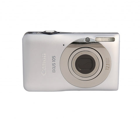 Canon IXUS 105 IS braun