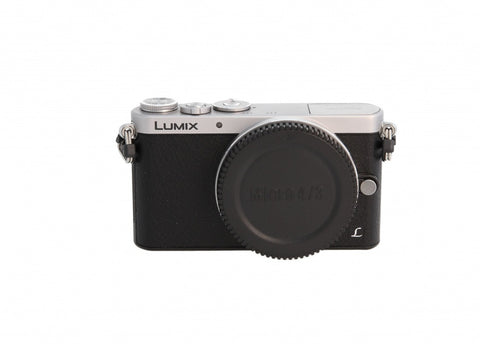 Panasonic Lumix DMC-GM1 schwarz