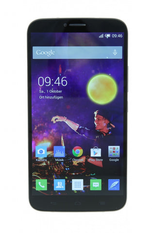 Alcatel One Touch Hero 2 grau