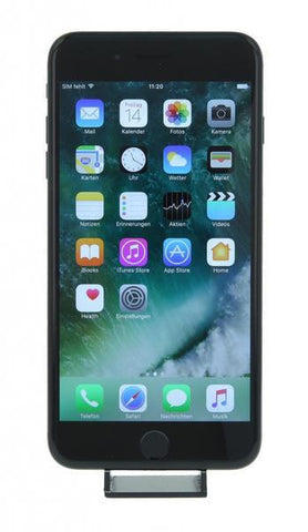 Apple iPhone 7 256GB diamantschwarz - asgoodasnew.com - wie neu