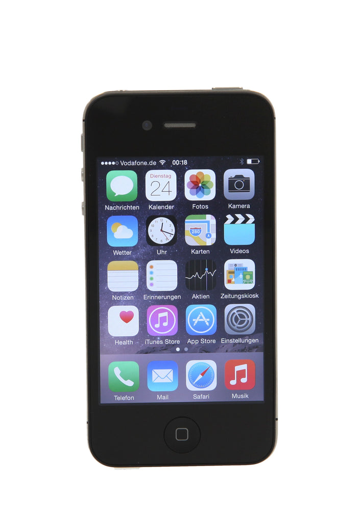 apple iphone 4 16gb ohne vertrag kaufen asgoodasnew. Black Bedroom Furniture Sets. Home Design Ideas