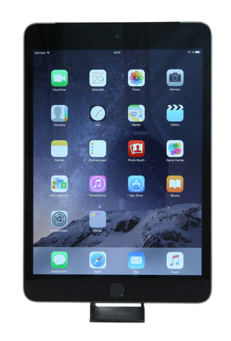 Apple iPad mini 3 64GB Spacegrau - asgoodasnew.com - wie neu