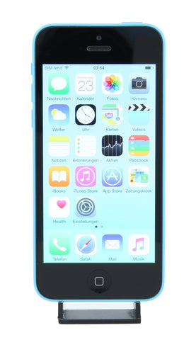 IPHONE 5C 32GB BLAU NEU