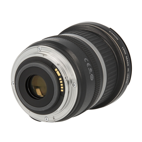 Canon EF-S 10-22mm 1:3.5-4.5 USM