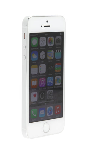 apple iphone 5s 16gb silber ohne vertrag kaufen asgoodasnew. Black Bedroom Furniture Sets. Home Design Ideas
