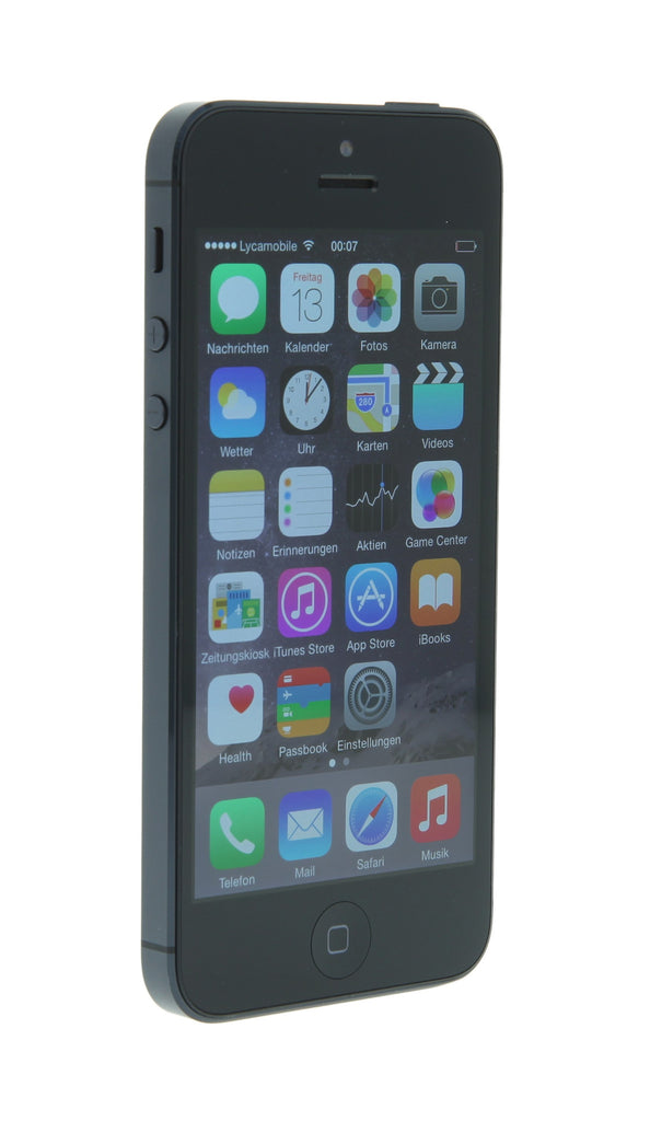 apple iphone 5 64gb ohne vertrag kaufen auf asgoodasnew. Black Bedroom Furniture Sets. Home Design Ideas