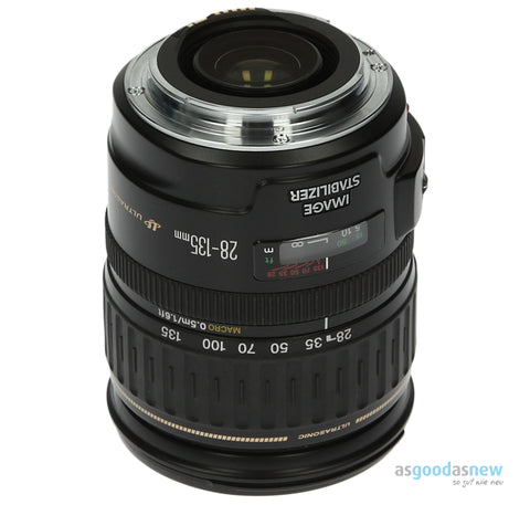 Canon EF 28-135mm 1:3.5-5.6 IS USM