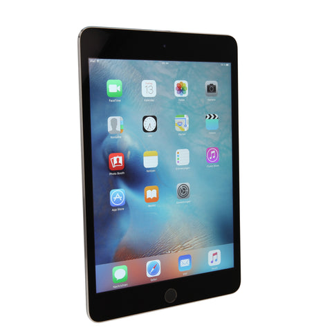 Apple iPad mini 4 128GB space grau