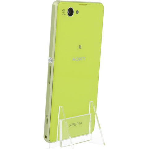 Sony Xperia Z1 Compact 16GB lime frei für alle Netze