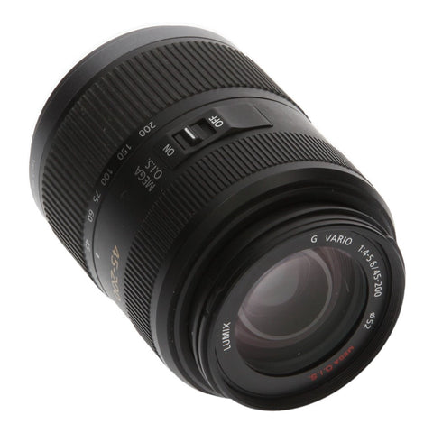 Panasonic Lumix G Vario 45-200mm 1:4.0-5-6 OIS