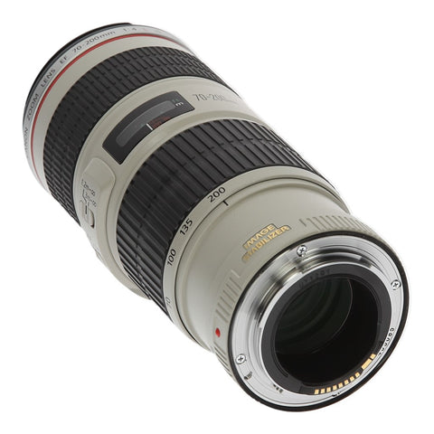 Canon EF 70-200mm 1:4 L IS USM - asgoodasnew.com - neu