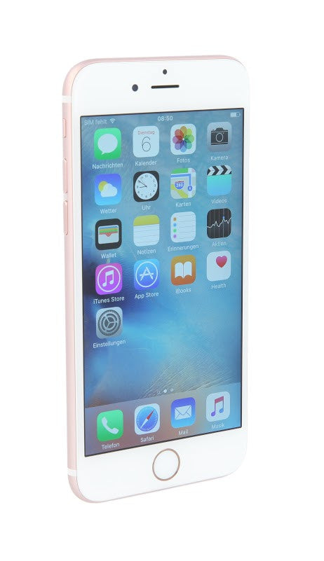 apple iphone 6s 128gb rosegold gebraucht asgoodasnew. Black Bedroom Furniture Sets. Home Design Ideas