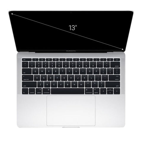 Apple MacBook Pro 2017 13'' Intel Core i5 2,3 GHz 256 GB SSD 8 GB spacegrau