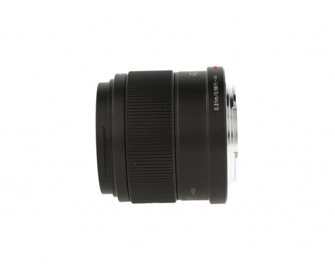 Panasonic 42.5mm 1:1.7 Lumix G ASPH Power OIS schwarz