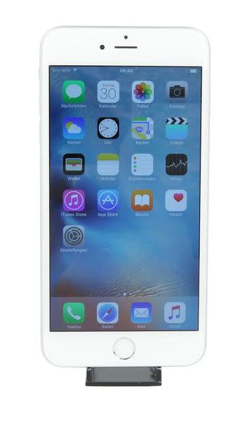 gebrauchtes apple iphone 6s plus 32gb silber asgoodasnew. Black Bedroom Furniture Sets. Home Design Ideas
