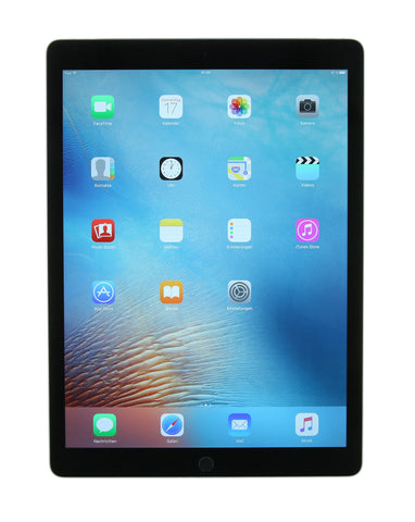 Apple iPad Pro 12,9 128GB spacegrau - asgoodasnew.com - wie neu